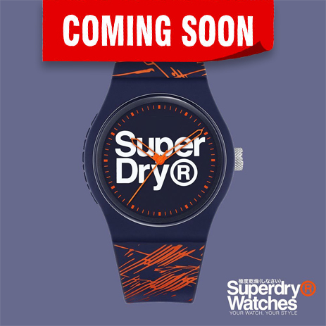 ZEGARKI SUPERDRY SOON